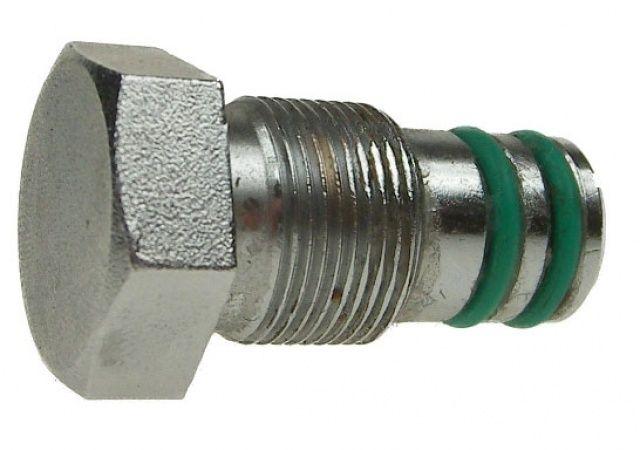 Záslepka nitrox boční k ventilu mdc