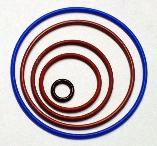 O-kroužek kit SLR-DA digital IKELITE