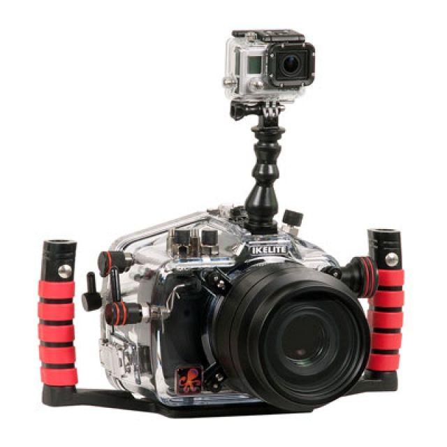 Rameno flex pro vrchní montáž GoPro IKELITE