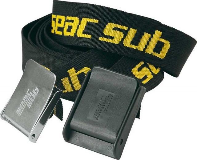 Zátěžový opasek SeacSub s kov. sponou SEAC SUB