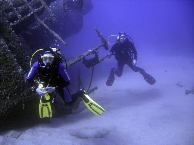 Kurz potápění JUNIOR ADVANCED SCUBA DIVE NAUI