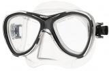 CAPRI dvouzorníková silikonová maska SEAC SUB
